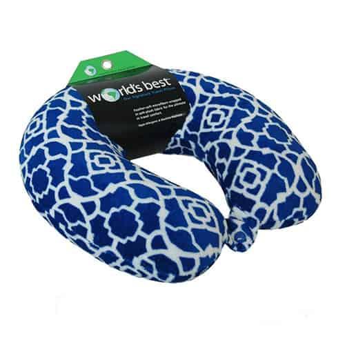Microfiber Neck Pillow